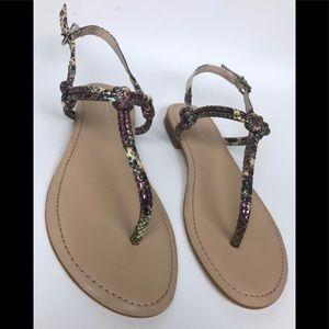 BCBG Generation Sandals Sz 9 Brand New